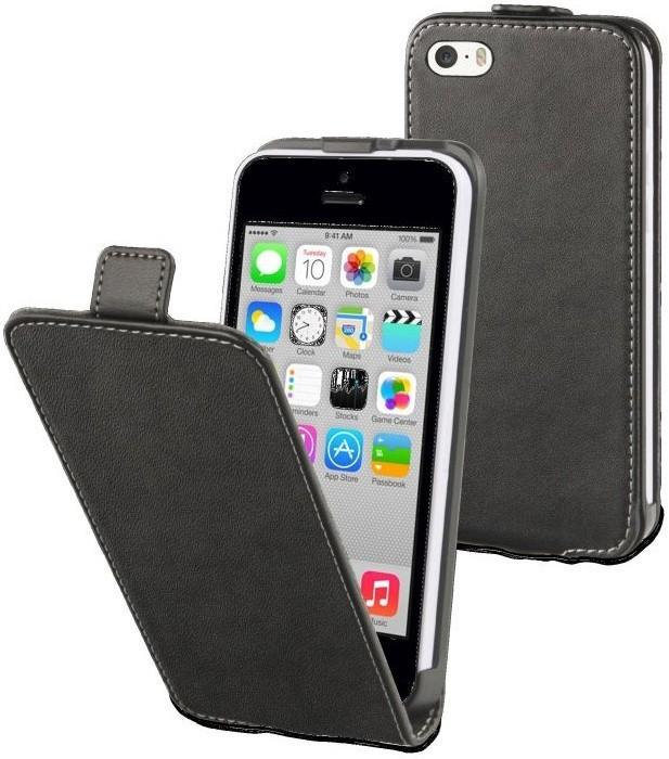 Muvit Slim Case iPhone 5C zwart