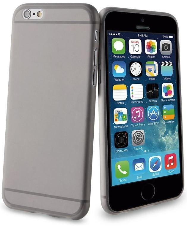 Muvit ThinGel Case iPhone 6(S) zwart