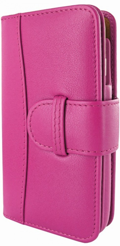 Piel Frama Wallet iPhone 6(S) roze