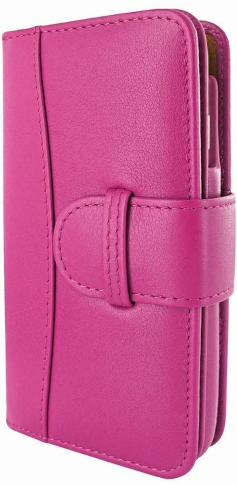 Piel Frama Wallet iPhone 6(S) roze