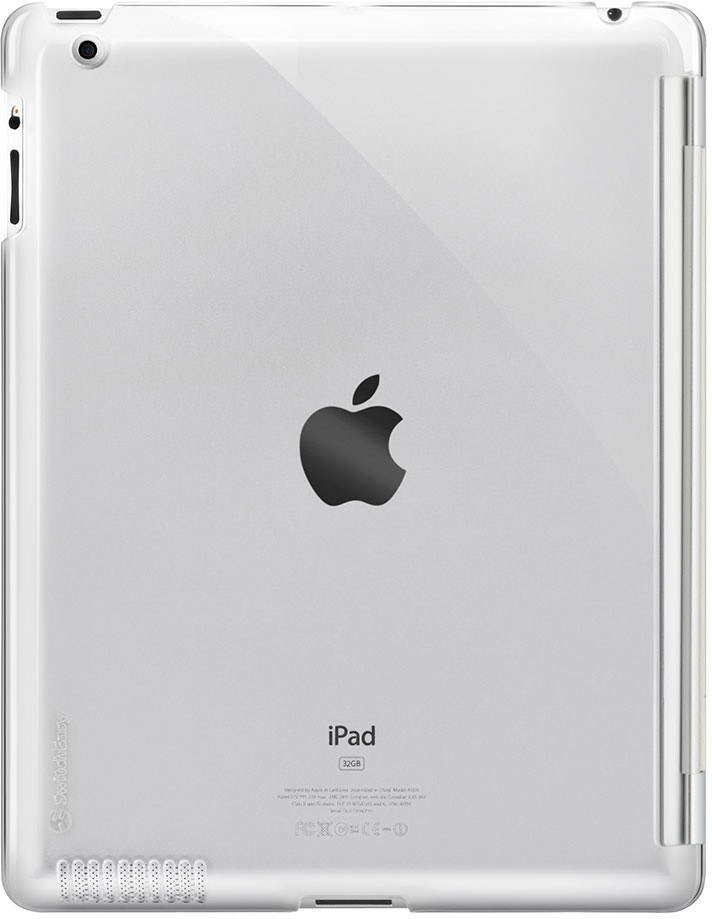 CoverBuddy iPad 2 / 3 / 4 UltraClear