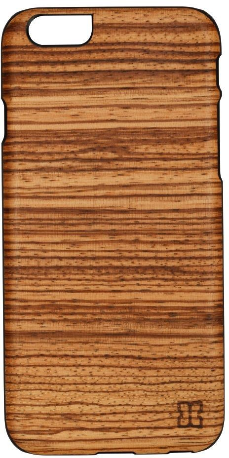 Man and Wood iPhone 6(S) Back case Zebrano