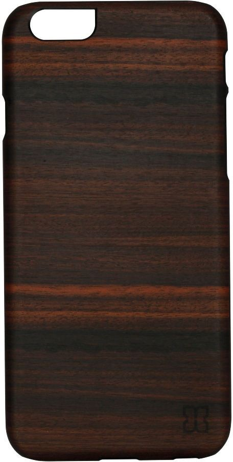 Man and Wood iPhone 6(S) Back case Ebony Black
