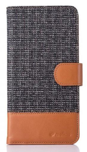 Melkco Holmes iPhone 6 / 6S Wallet Case Vintage Brown