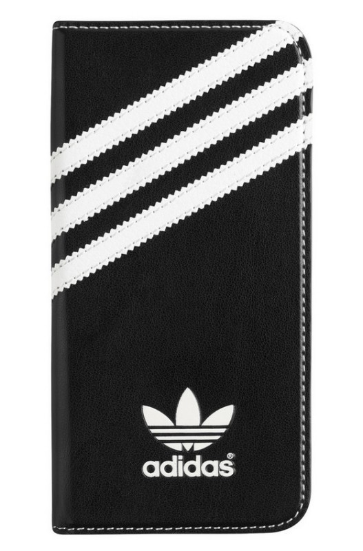 Adidas Booklet case iPhone 7 zwart