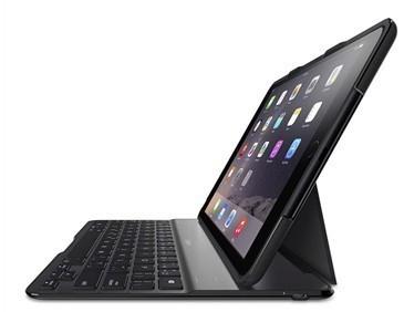 Belkin QODE Ultimate Klavier (Keyboard) Case iPad Air 2 zwart