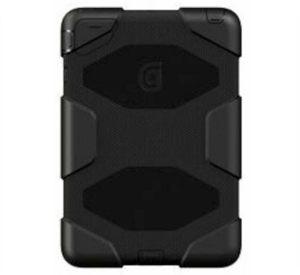 Griffin Survivor All-Terrain hardcase iPad Mini 1 / 2 / 3 zwart