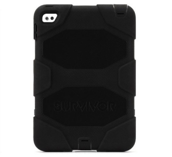 Griffin Survivor All-Terrain hardcase iPad Mini 4 zwart