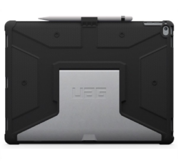 Urban Armor Gear Folio Scout case iPad Pro 12,9 zwart