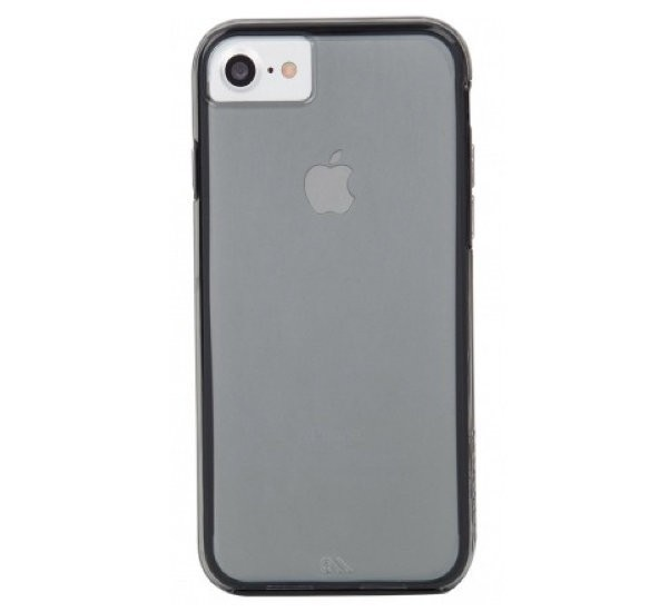 Case-Mate Naked Tough Case iPhone 6(S)/7/8 zwart