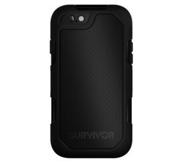 Griffin Survivor Summit case iPhone 6(S) Plus zwart