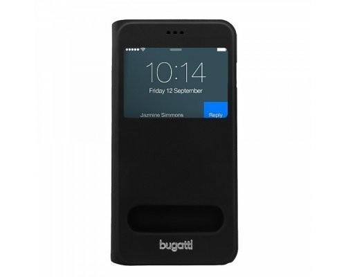 Bugatti Book case Lausanne iPhone 6(S) zwart