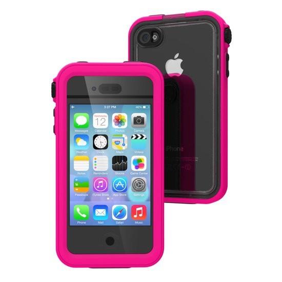 Catalyst waterproof case iPhone 4(S) lila