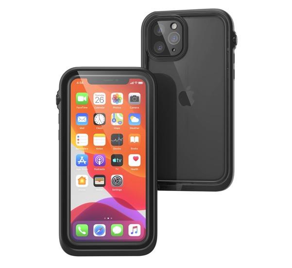 Catalyst waterproof case iPhone 11 Pro Max zwart