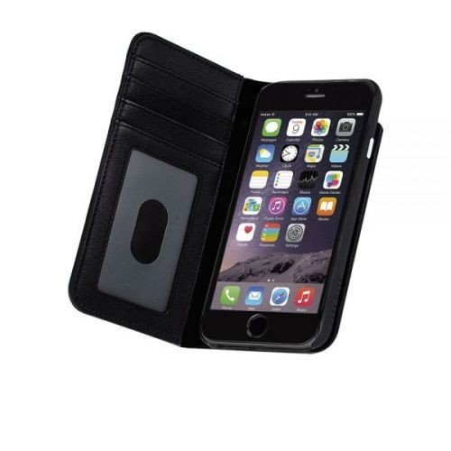 Case-Mate Wallet Folio case iPhone 6(S)/7 leer