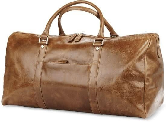dbramante1928 Kastrup 2 Weekender Bag Golden Tan