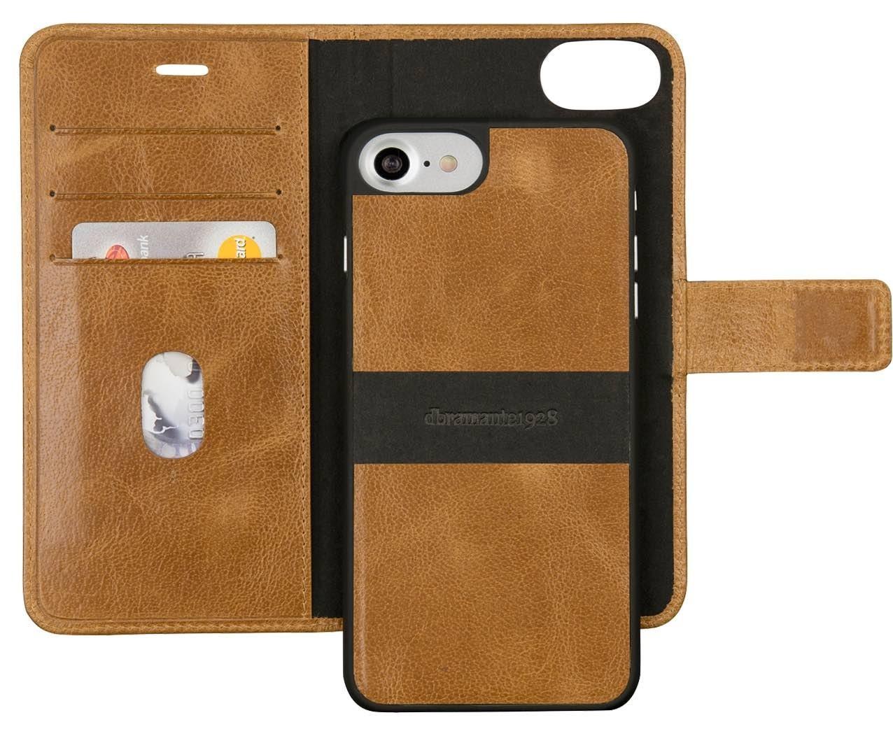 dbramante1928 Lynge 2 case iPhone 7 / 8 bruin