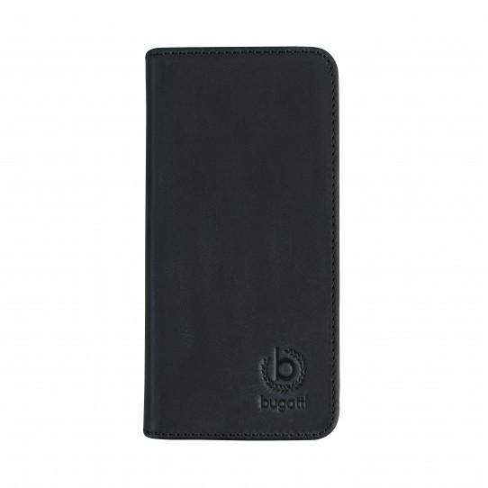 Bugatti BookCover Oslo leer iPhone 6(S) zwart