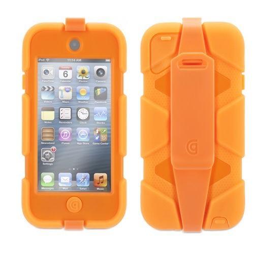 Griffin Survivor All-Terrain hardcase iPod Touch 5G oranje