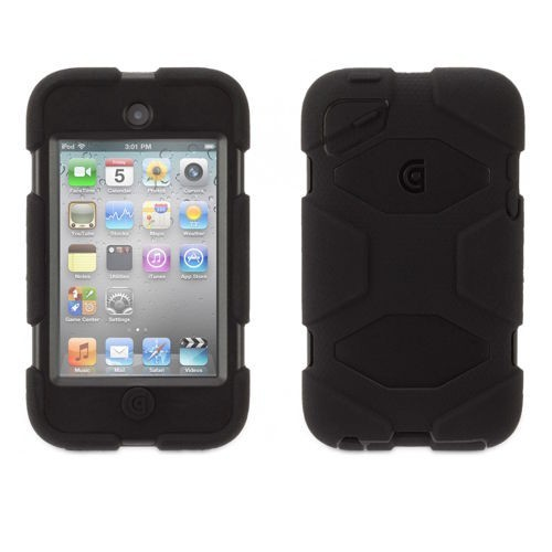 Griffin Survivor All-Terrain hardcase iPod Touch 4G zwart
