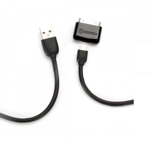 Griffin Charge Sync Dock-connector / microUSB kabel