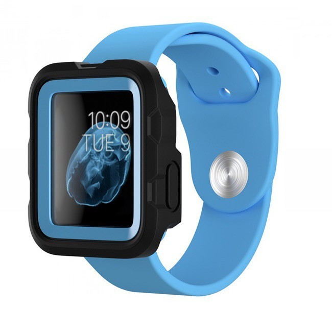 Griffin Survivor Apple Watch Case 42mm blauw