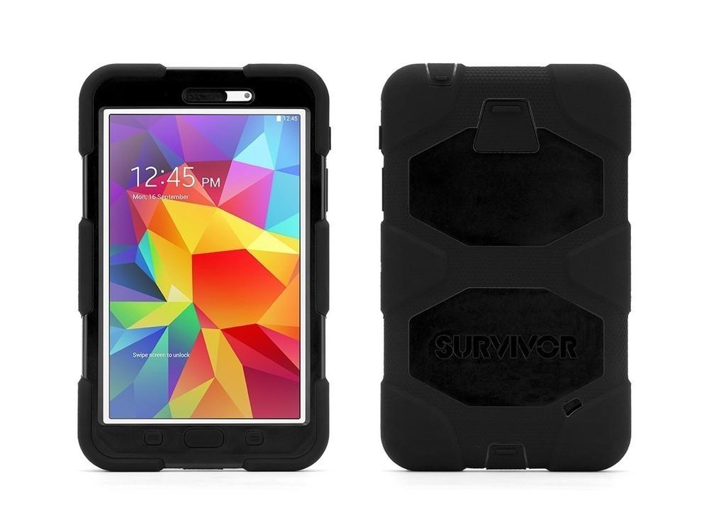 Griffin Survivor All-Terrain hardcase Galaxy Tab 4 7.0 zwart
