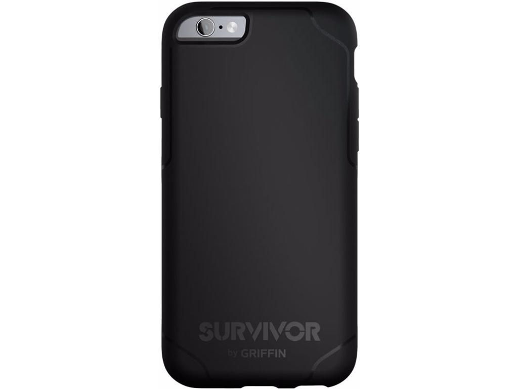 Griffin Survivor Journey iPhone 6(S)/7 Plus zwart