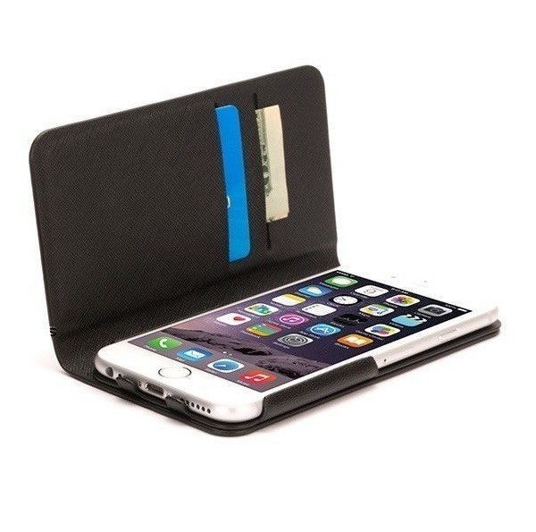 Griffin Wallet Booklet case iPhone 6(S) Plus zwart
