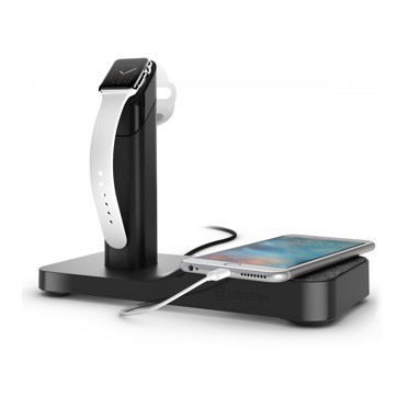 Griffin WatchStand Powered Charging Station Apple Watch