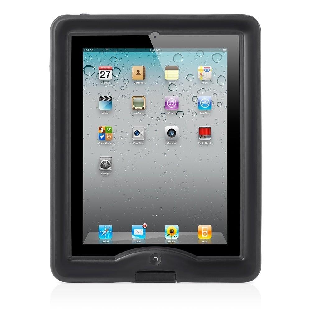 Lifeproof Nüüd case iPad 2/3/4 zwart