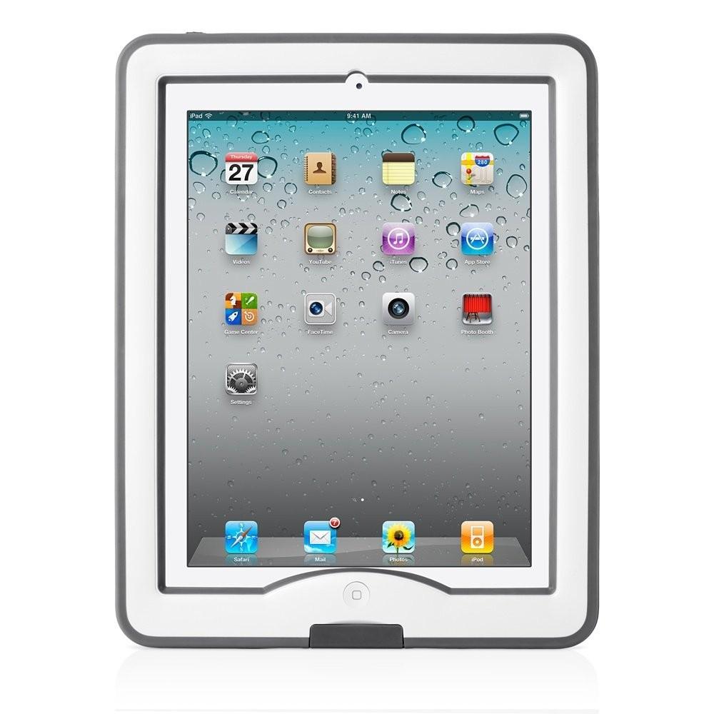 Lifeproof Nüüd case iPad 2/3/4 wit