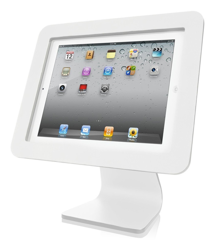 Maclocks iPad 2/3/4/Air enclosure kiosk wit