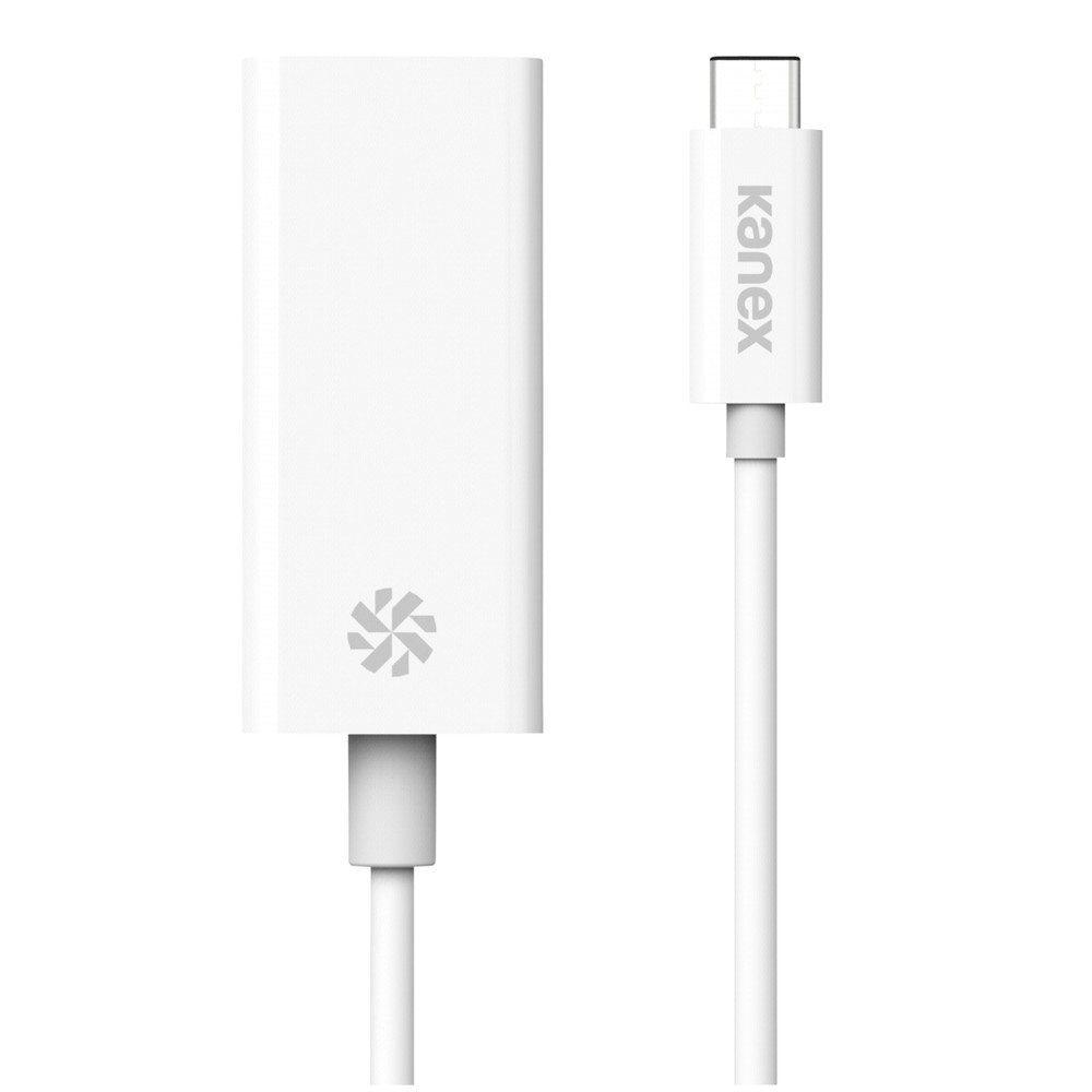 Kanex USB-C naar Gigabit Ethernet adapter