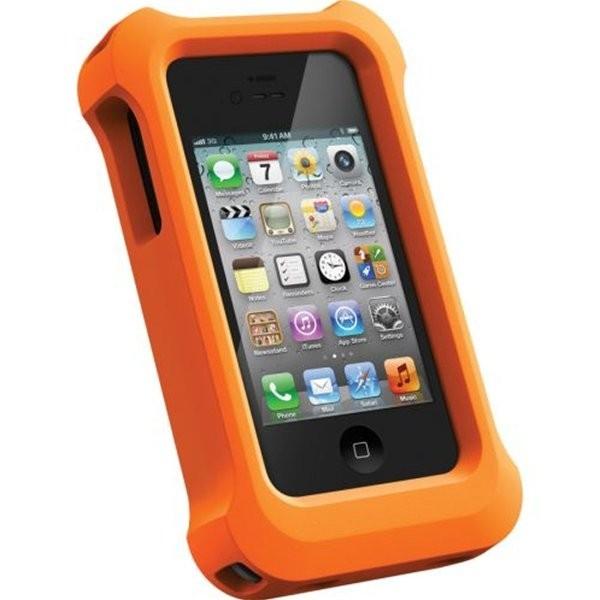 Lifeproof Life Jacket voor iPhone 4(S) oranje