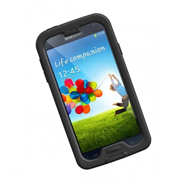 Lifeproof Nüüd case Galaxy S4 zwart