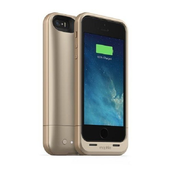 Mophie Juice Pack Air iPhone 5(S)/SE goud