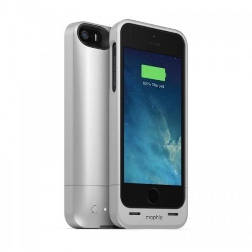 Mophie Juice Pack Helium 1500mAh iPhone 5(S)/SE Silver