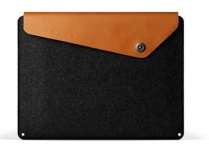 "Mujjo Sleeve MacBook Air/Pro Retina 13"" bruin"