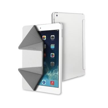 Muvit Butterfly Stand Case iPad Air 2 wit