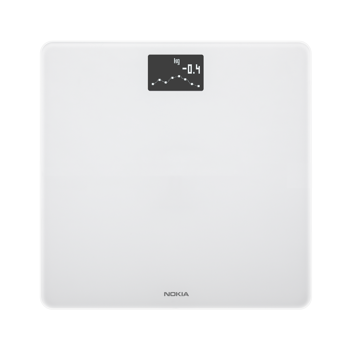 Nokia (Withings) Body weegschaal WS45 wit