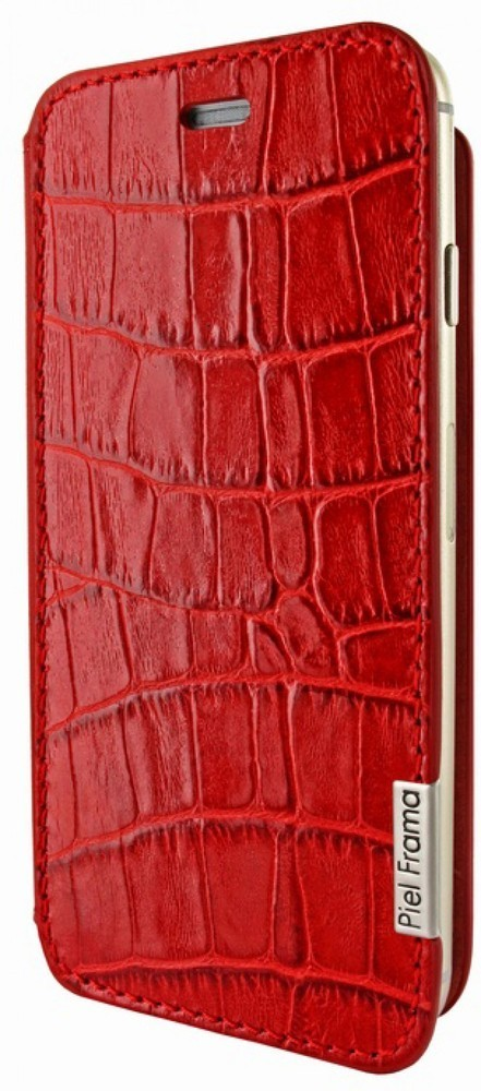 Piel Frama FramaSlim iPhone 6(S) Crocodile rood