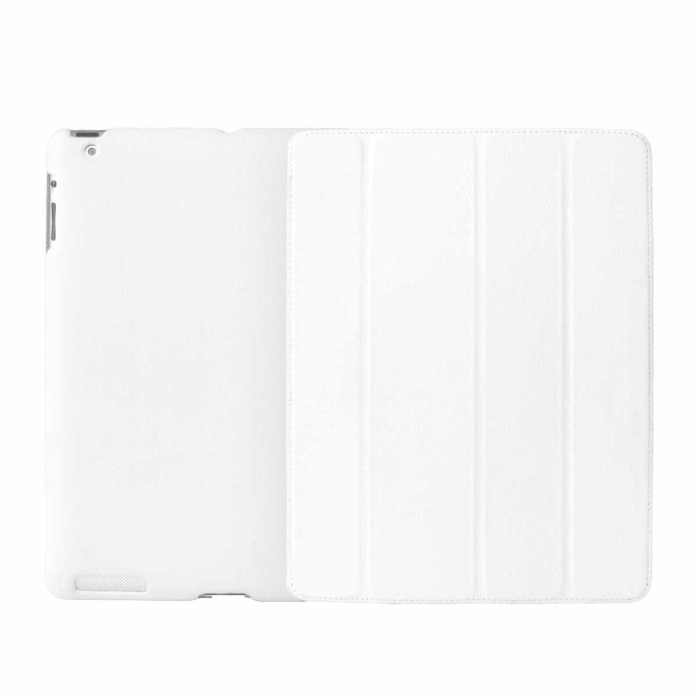 SB CoverCase leer wit iPad 2/3/4