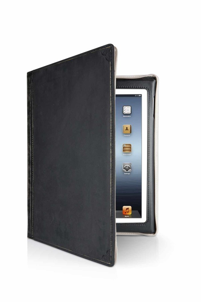 Twelve South BookBook iPad 2/3/4 zwart