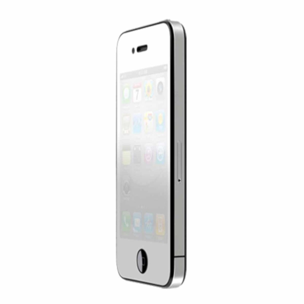 Screenprotector spiegel iPhone 4(S) (voor)