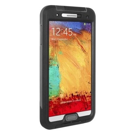 Seidio waterproof OBEX Note 3 case zwart/grijs
