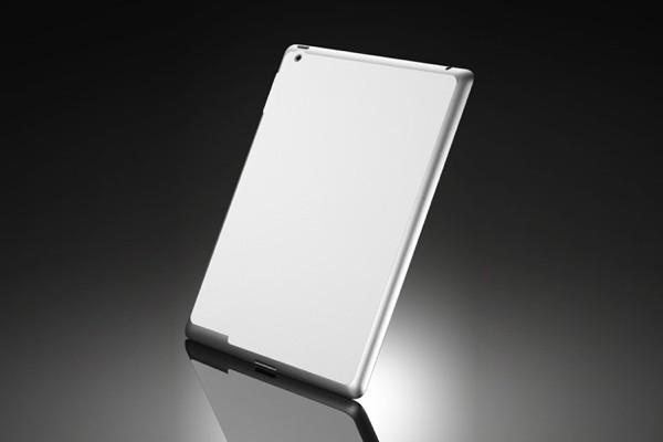 Spigen Skin Guard Leather iPad 3/4 wit