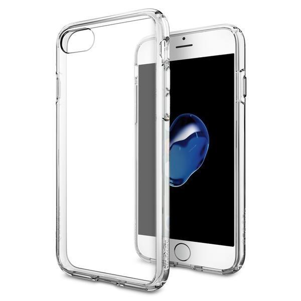 Spigen Ultra Hybrid iPhone 7 transparant