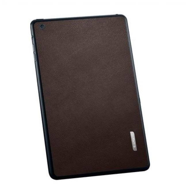Spigen Skin Guard Leather iPad mini 1/2/3 bruin