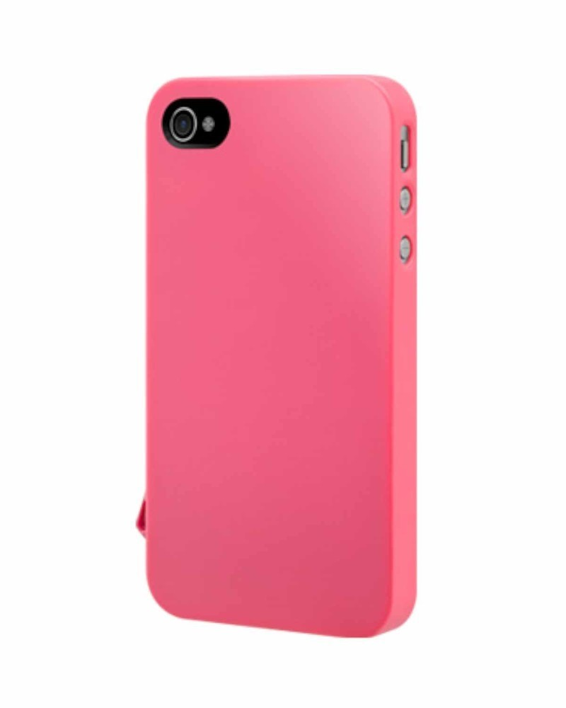 SwitchEasy Hard Case Lanyard iPhone 4(S) roze